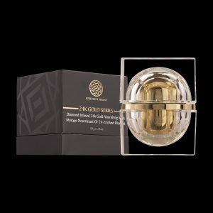 Diamond Infused 24K Gold Nourishing Mask