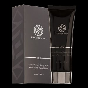 Diamond Infused Shaving Cream