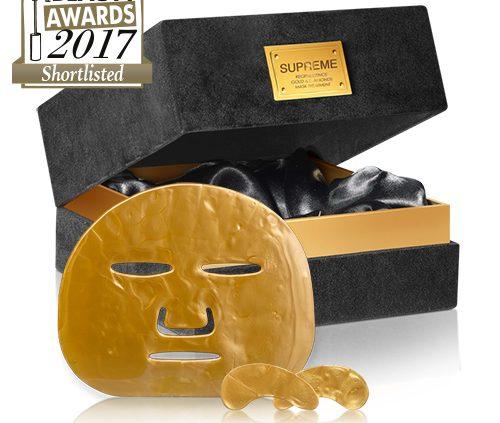 Gold Diamond Mask