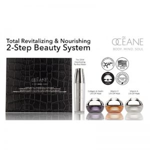 Total Revitalizing & Nourishing 2- step Beauty System